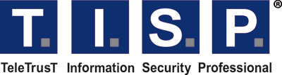 TeleTrusT Information Security Professional